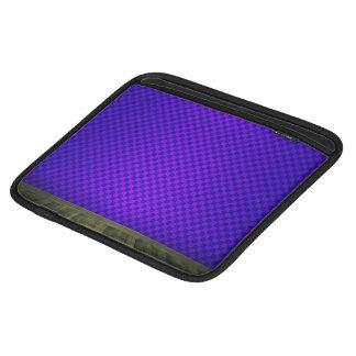 Violet Wall iPad Sleeve