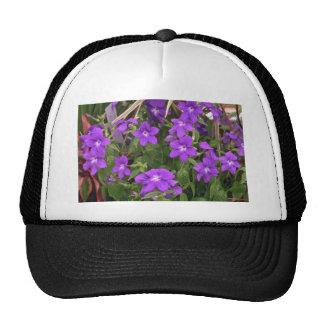 Violet Weeds Trucker Hat
