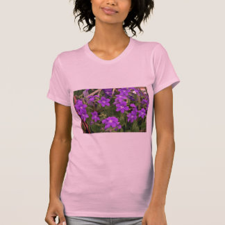 Violet Weeds T-shirt