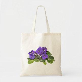 Violeta africana bolsa