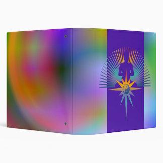 Violeta de la estrella 3D el | de Buda