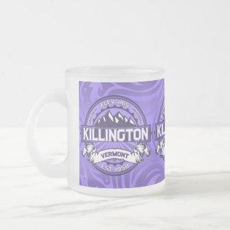 Violeta de la taza de Killington