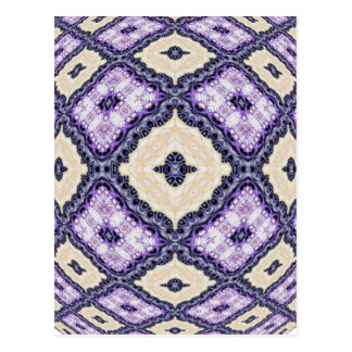 Violets and Cream Postcard