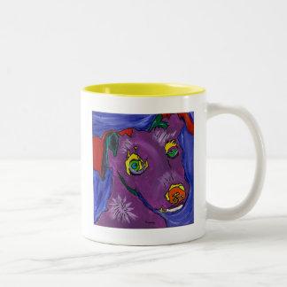 VIOLET'S Cup O Sunshine Mug
