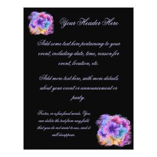 Violets Gone Wild Flyer