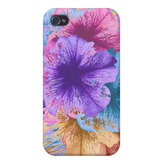 Violets Gone Wild iPhone 4/4S Cover