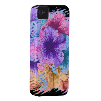 Violets Gone Wild iPhone 4 Cover