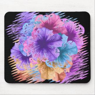 Violets Gone Wild Mouse Pad