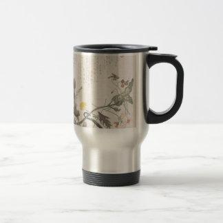 Violets, Primroses and Other Spring Flowers Travel Mug