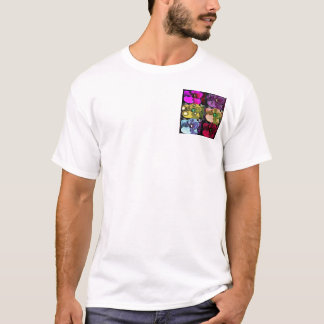 Violets Times Six T-Shirt