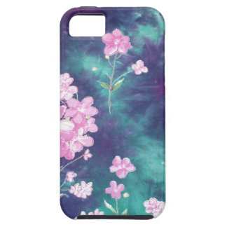 violets with sky fund iPhone SE/5/5s case