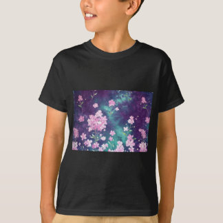 violets with sky fund T-Shirt