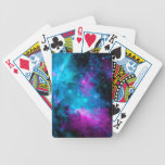 Violetta Space Design Bicycle Playing Cards