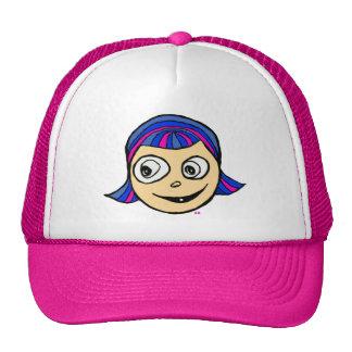 Violetta Trucker Hat
