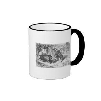 Violette and Ourson Mug