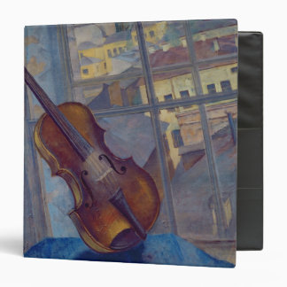 Violin, 1918 3 ring binder