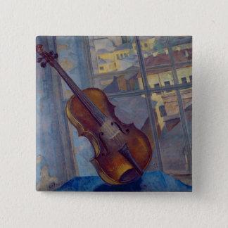 Violin, 1918 button