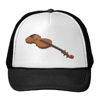 Violin: 3D Model: Trucker Hat