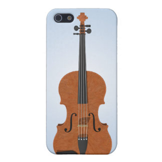 Violin 3D Model: iPhone 4 Case