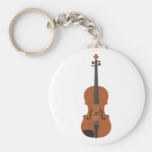 Violin: 3D Model: Key Chain