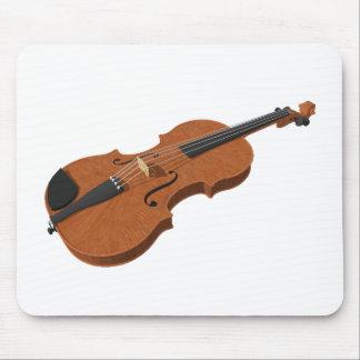 Violin: 3D Model: Mouse Pad
