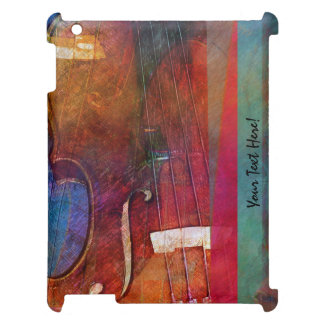 Violin Abstract One Case For The iPad 2 3 4