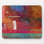 Violin Abstract One Mouse Pad