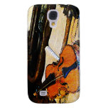 Violin and Bugle Samsung Galaxy S4 Covers