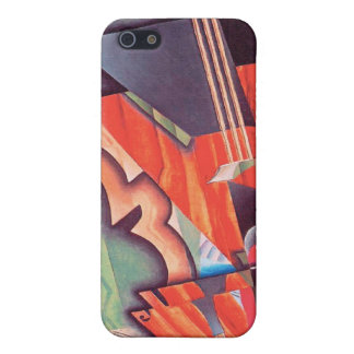 Violin and Glass, by Juan Gris iPhone 5 Cases