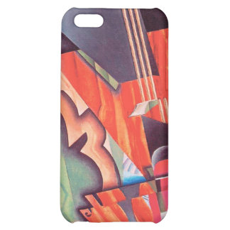 Violin and Glass, by Juan Gris iPhone 5C Cover