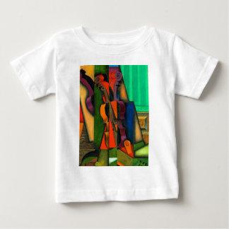 Violin and Guitar by Juan Gris Baby T-Shirt