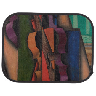 Violin and Guitar by Juan Gris Car Mat