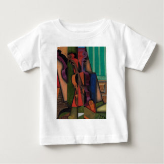 Violin and Guitar by Juan Gris Infant T-shirt