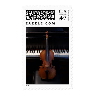 Violin and Keyboard Postage for TheViolinSite