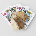 Violin and Sheet Music Card Decks