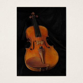 Violin ATC Business Card