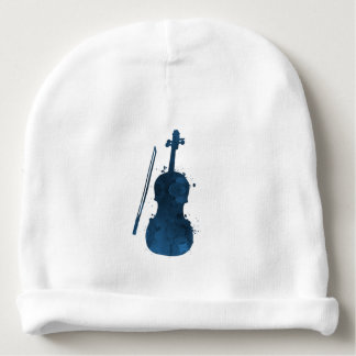 Violin Baby Beanie