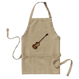 Violin Bass Apron