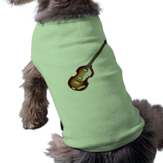 Violin Bass Dog Tee