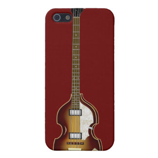 Violin Bass iPhone 5 Cases