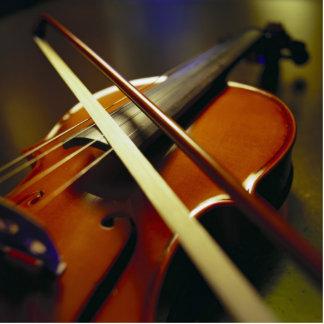 Violin & Bow Close-Up 1 Statuette