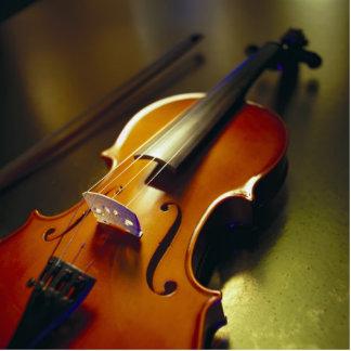 Violin & Bow Close-Up 2 Statuette