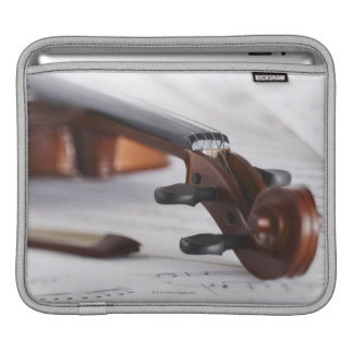 Violin Bow Sleeve For iPads