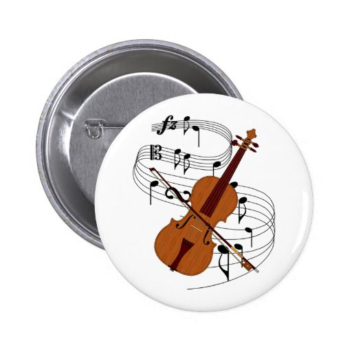 Violin Buttons