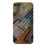 Violin Case For iPhone 5