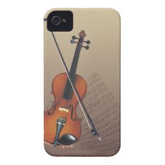 Violín Case-Mate iPhone 4 Cobertura