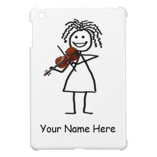 Violin Case Savvy Glossy iPad Mini Case