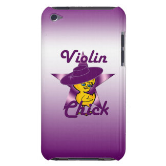 Violin Chick #9 Barely There iPod Case