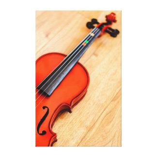 Violin Classical Music Instrument Canvas