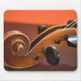 Violin classical stringed musical instrument mousepads